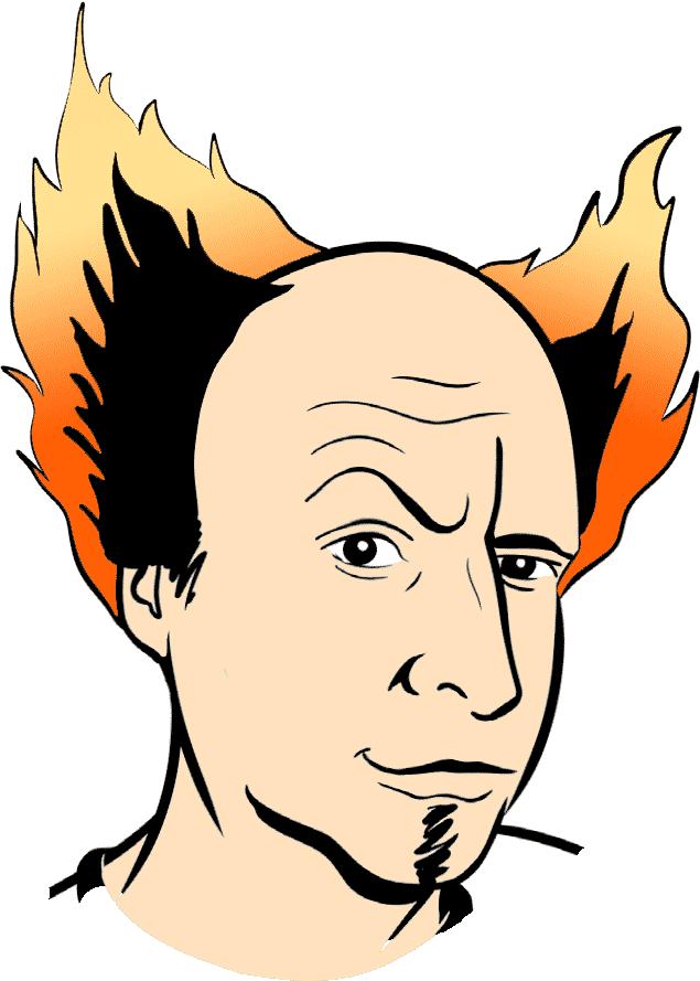 Bart Nijs Logo face only aangepast-gekleurd