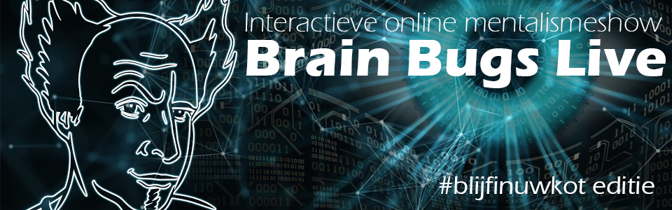 Brain Bugs interactieve online show